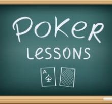 Schooling – Playing in Loose Poker Games