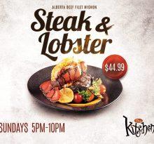 River Cree Kitchen Steak & Lobster