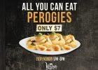 River Cree Kitchen Perogies
