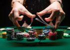 Casino card dealer